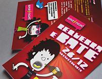 Print Design - Bazinga!