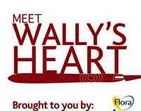 Flora: Meet Wally's Heart