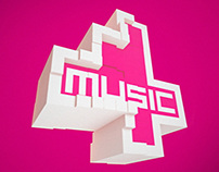Case study 1: 4Music TV branding