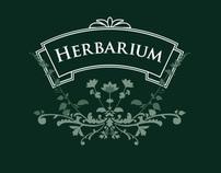 Herbarium Tea branding