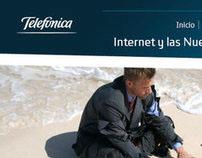 Telefónica Nuevas Profesiones