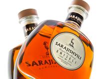 SARAJISHVILI - Georgian Wine Brandy