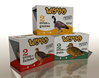 Packaging WOVO