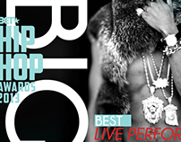 Design Exploration Hip Hop Awards