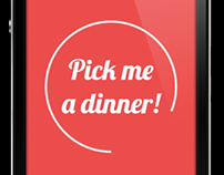 Pick me a Dinner