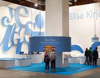 Elisa Exhibition stand