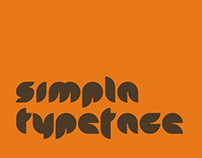 Simpla free typeface