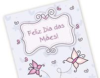 Cartões Mães 2013