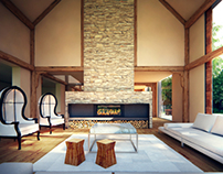 The Barn - Architectural Visualisation