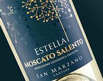 Wine Label - Estella - Cantine San Marzano
