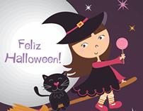 Cartaz de Halloween
