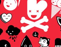 Character logos