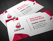 Busines Cards - Crealab.sk