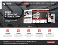 PressCore: Multipurpose WordPress Theme