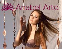 Anabele Arto lingerie spring-summer 2013