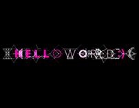 Hello World :) vfx showreel