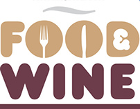 Watergate Bay Food & Wine Festival 2011 Branding