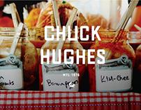 Chuck Hughes Identity