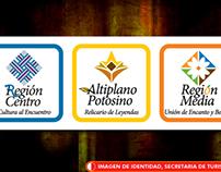 Identidad Regiones San Luis Potosí