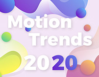 Motion Graphics Trends for 2020