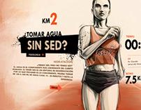 Interactive: Bonafont 5K