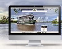 Jungle Experiences - Web design