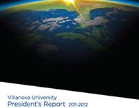 Villanova University President's Report
