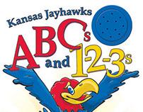 Kansas Jayhawks ABC's and 1-2-3's