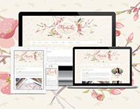 Responsive Design to madlyluv.com