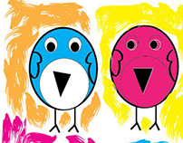 Funky Birds!