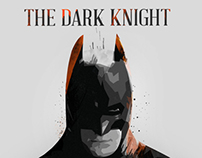 The Dark Knight Alternative Movie Poster.