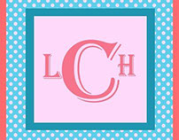 Custom monograms and stationary