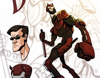 Dare Devil Redesign