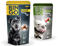 Bingo . Dog Food . Proposal