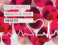 Health Talk 2013 Poster
