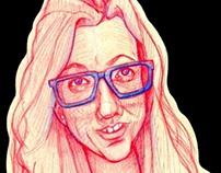 redditgetsdrawn Portraits #1