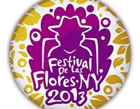 FESTIVAL DE LAS FLORES NY