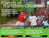 Friends of Namibian Children