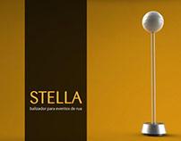 Stella - Balizador para eventos