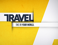 Travel Channel Rebrand Pitch