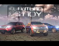 """Ford """"El Futuro es Hoy"""""""