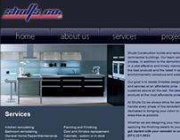 Remodel Company Web Site