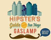 Hipster's Guide to the Gaslamp App