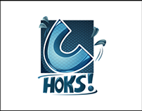 """C-Hoks"" SuperFan T-Shirt Design"
