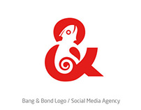 Bang & Bond  Logo