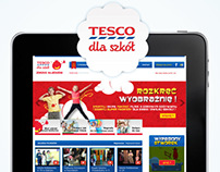 Tesco for School, 2012 edition