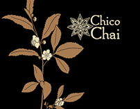 Chico Chai T-shirt design