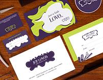 Joy Love's Hair & Image Studio | Identity & Web Design