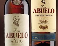 Abuelo Añejo + Barrel Proof