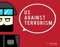 US AGAINST TERRORISM